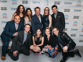 What a great group! Angela DeCicco, Jenna Ushkowitz, James Wesley, Julie Wesley, Malan Breton, Eliseo Román, Jonathan Groff, Lindsay Lavin, Anika Larsen and Seth Rudetsky team up for the third annual Voices for the Voiceless.