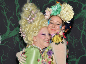 Aww! Hello, Dolly! star Bette Midler and her daughter Sophie Von Haselberg snap a sweet pic.