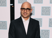 Junk playwright Ayad Akhtar has arrived.