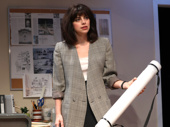 Krysta Rodriguez as Eliza in What We're Up Against