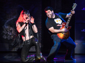 Hernando Umana & Rob Colletti in the School of Rock tour