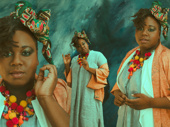 Alex Newell as Asakam, Mother Earth