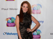 Broadway favorite Sierra Boggess is ready for the Only Make Believe gala.(Photo: Jessica Earnshaw for OMB)