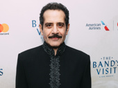 The Band's Visit star Tony Shalhoub