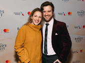 Theater couple Jessie Mueller and Andy Truschinski