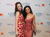 The Band's Visit's Rachel Prather and Sharone Sayegh