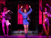 Billy Porter as Lola in Kinky Boots.