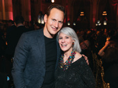 Patrick Wilson and Jamie DeRoy