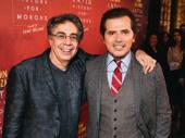 Tony Taccone and John Leguizamo