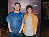 Brian Muller and Alex Boniello
