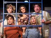 The cast of Friends! A Musical Parody.