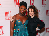 School Girls; Or, The African Mean Girls Play scribe Jocelyn Bioh and director Rebecca Taichman.