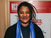 Pulitzer Prize-winning playwright Lynn Nottage hits the red carpet.