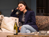Phillipa Soo as Rebecca The Parisian Woman.