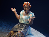 Kenita R. Miller as Mama Euralie in Once On This Island.