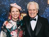 Meteor Shower director Jerry Zaks and Jill Rose