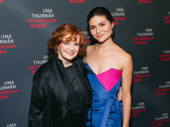 The Parisian Woman's Blair Brown and Phillipa Soo