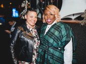 Sara Ramirez and Once On This Island's Alex Newell