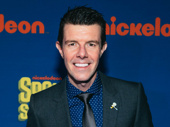 SpongeBob SquarePants' Gavin Lee, who plays Squidward.