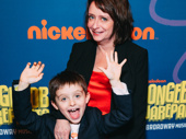 Rachel Dratch and her son Eli
