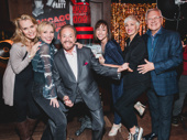 Happy 21st birthday, Chicago! Leigh Zimmerman, Charlotte d'Amboise, Barry Weissler, Paige Davis, Amra-Faye Wright and Walter Bobbie snap a great group shot.