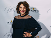 Two-time Tony winner Andrea Martin attends the New York Stage & Film gala.