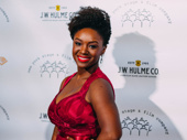 Tony nominee Saycon Sengbloh strikes a pose.