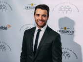 Broadway favorite Corey Cott looks sharp.