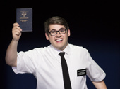 Conner Peirson in The Book of Mormon