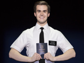 Kevin Clay in The Book of Mormon