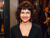 Broadway alum Carla Gugino hits the red carpet.