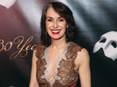 The Phantom of the Opera's current Madame Giry, Maree Johnson, steps out on the red carpet.