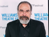 Tony winner Mandy Patinkin snaps a pic.