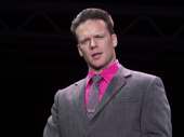 Nicolas Dromard as Tommy DeVito in Jersey Boys.