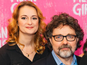 The true cool clique! Mean Girls' lyricist Nell Benjamin, composer Jeff Richmond, scribe Tina Fey and director Casey Nicholaw get together.