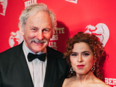 Hello, Dolly! stars Victor Garber and Bernadette Peters get together.