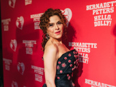 Wonderful woman! Catch Bernadette Peters in Hello, Dolly! at the Shubert Theatre.