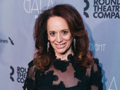Tony-winning director Rebecca Taichman gets glam for the Roundabout Gala.