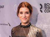 Stage and screen star Kate Walsh is red-carpet ready.