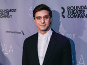 Broadway's Gideon Glick has arrived.
