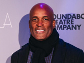 Children of a Lesser God director Kenny Leon poses for the press.
