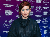 Actress Debra Messing played Harper in the 1993 New York University workshop of Perestroika.