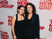 Lucy DeVito and her mother and Good for Otto's Rhea Perlman hit the red carpet.