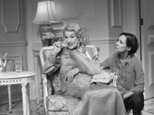 Glenda Jackson and Laurie Metcalf in  Three Tall Women.
