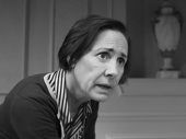 Laurie Metcalf in Three Tall Women.