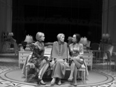 Alison Pill, Glenda Jackson and Laurie Metcalf in Three Tall Women.