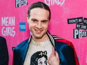 Producer Jordan Roth steps out.