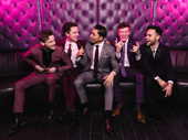 Ben Cook, Iain Young, Nikhil Saboo, Kevin Csolak and Chris Medlin