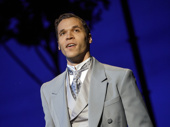 Jordan Donica as Freddy Eynsford-Hill in My Fair Lady.