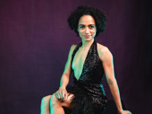 Lauren Ridloff plays Sarah Norman